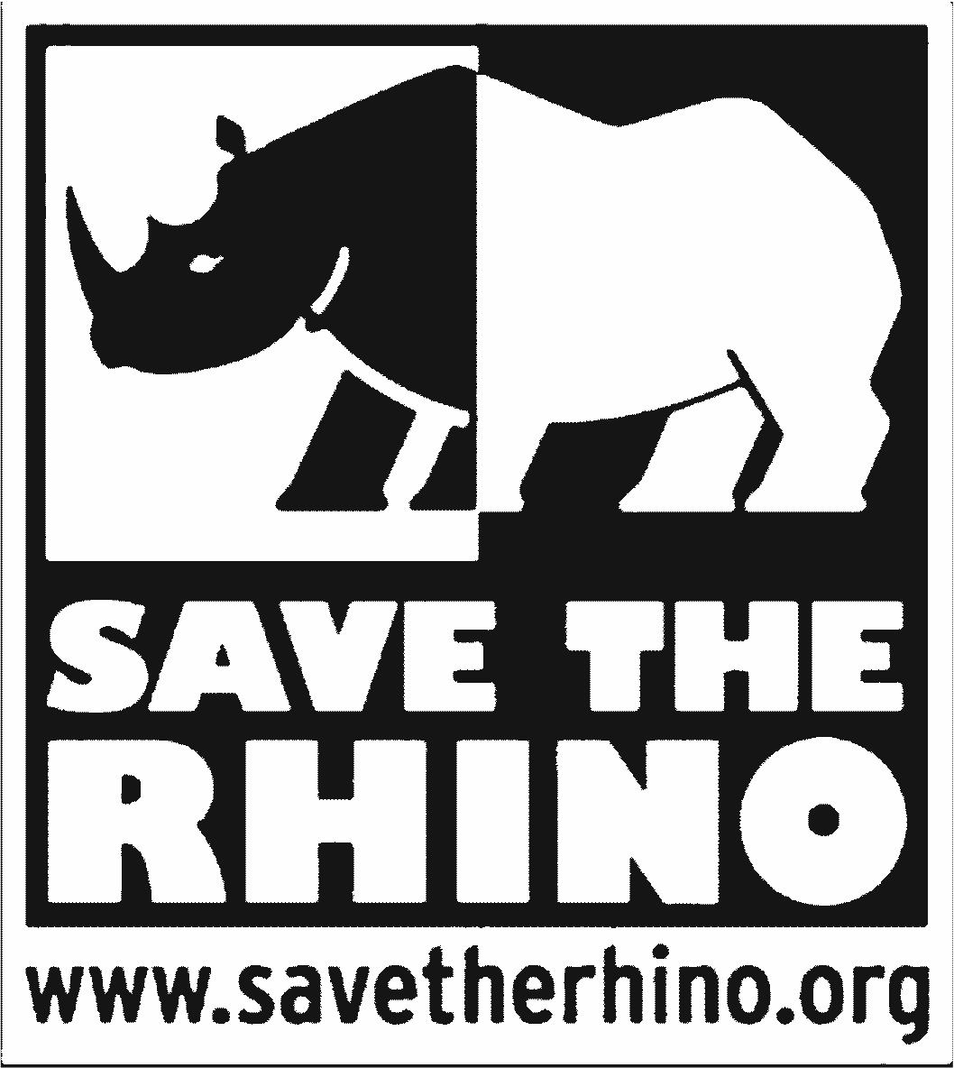 Logo Save the Rhino International